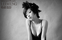 黑白艺术照