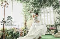 影棚婚纱照