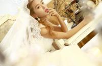 实景婚纱照