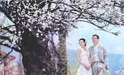 旅游婚纱照 丽江的时间碎片