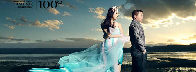 勒蒙摄影婚纱照客片