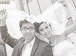 大学城婚纱照